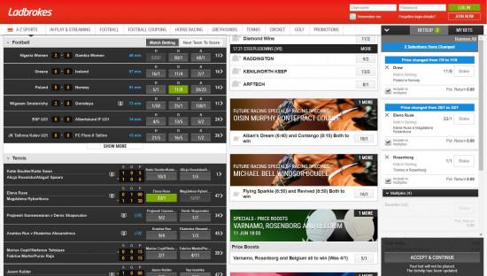 Ladbrokes desktop screenshot-3