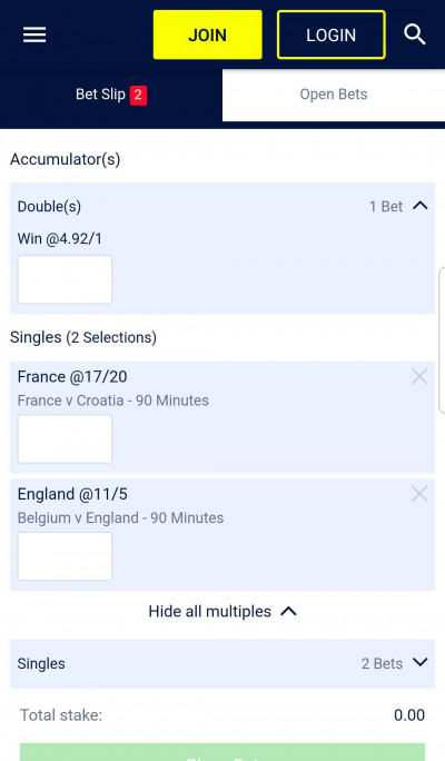 William Hill android app screenshot-5