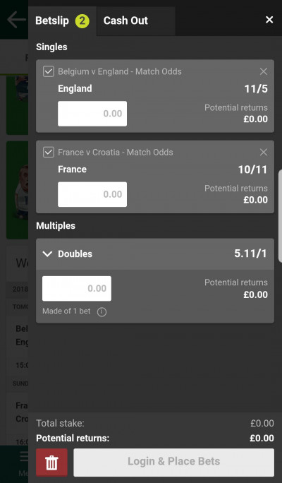 Paddy Power android app screenshot-5
