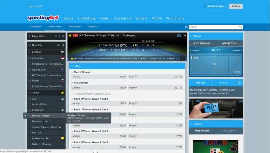 Sportingbet desktop screenshot-4