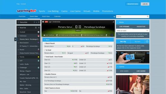 Sportingbet desktop screenshot-5