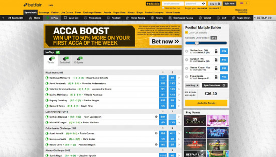 Betfair Free Bet Sign Up Offers & Promotions - Sportsbook & Exchange