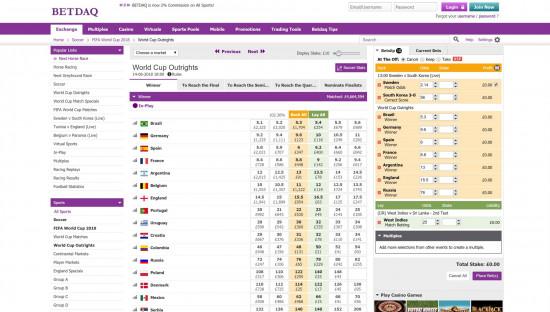 BetDaq desktop screenshot-3