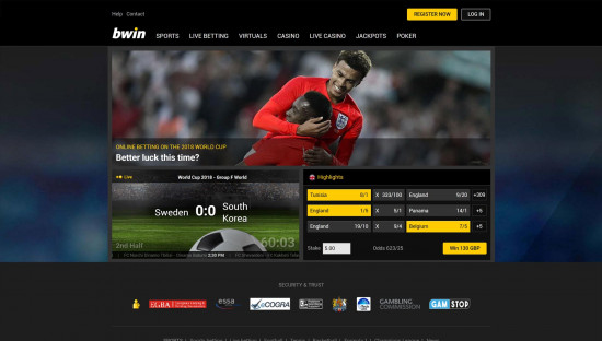 Bwin betting shops in england graphic trends analysis binary options
