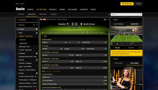 BWin desktop screenshot-3