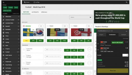Unibet desktop screenshot-3