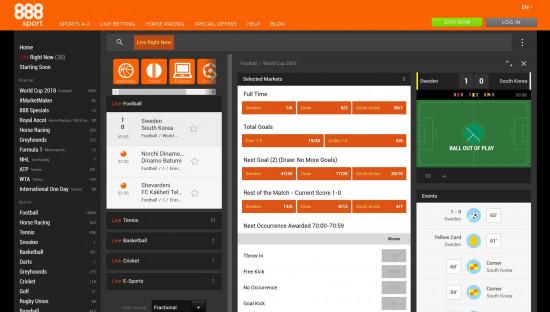 888Sport desktop screenshot-3