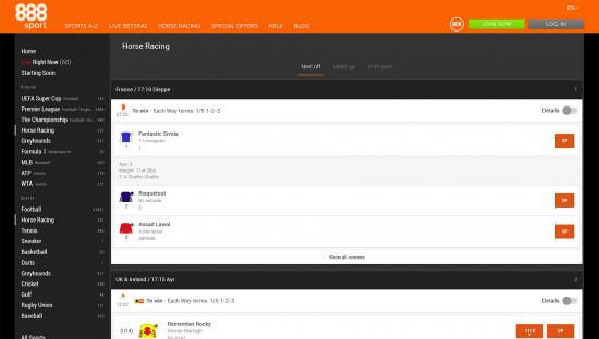 888Sport desktop screenshot-4