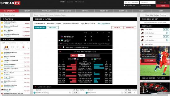 Spreadex desktop screenshot-3