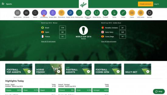 Mr Green desktop screenshot-2