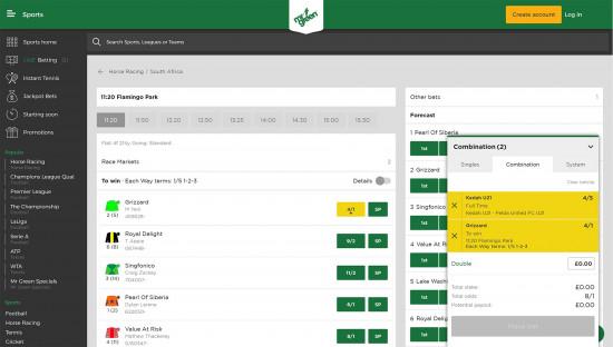 Mr Green desktop screenshot-4
