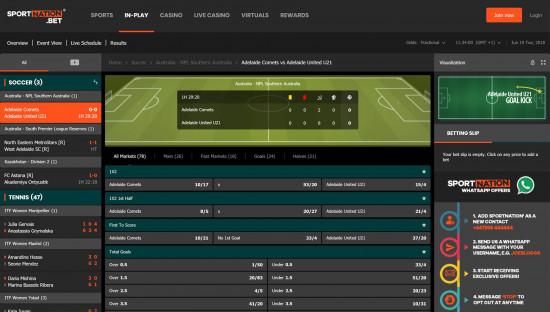SportNation desktop screenshot-4