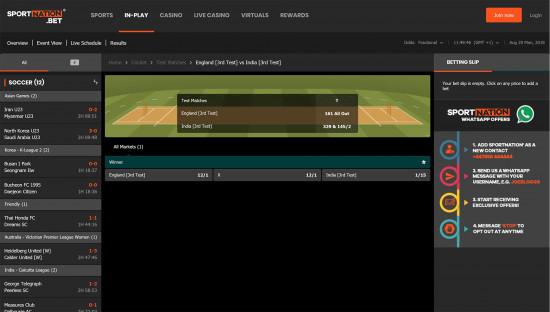 SportNation desktop screenshot-5