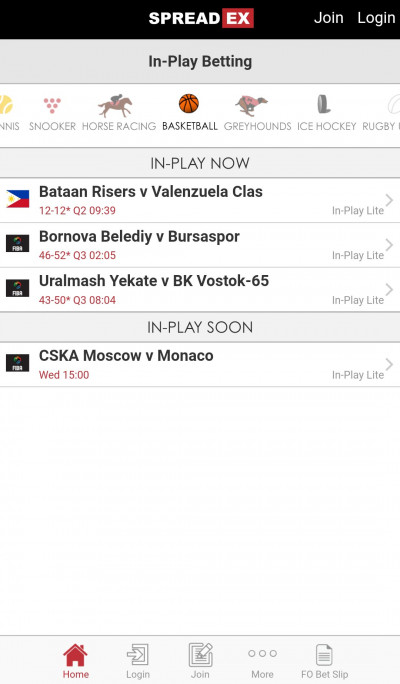 Spreadex android app screenshot-3