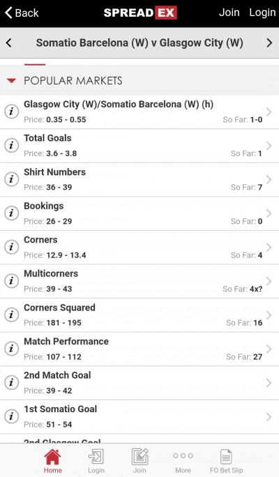 Spreadex android app screenshot-4