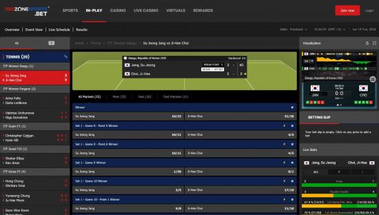 RedZoneSports desktop screenshot-4