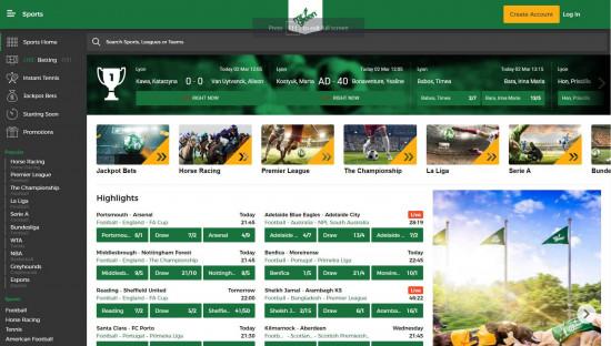 Mr Green desktop screenshot-1