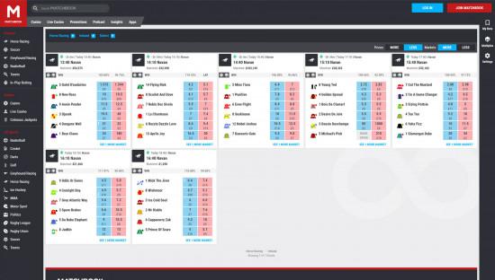 Matchbook desktop screenshot-1
