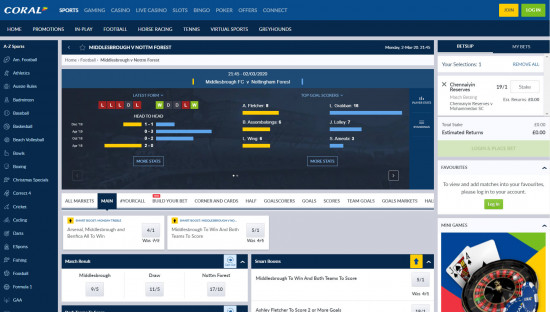 Coral desktop screenshot-4