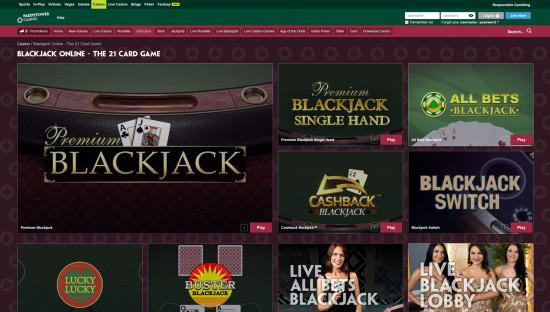 Paddy Power Casino desktop screenshot-3