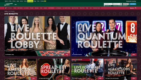 Paddy Power Casino desktop screenshot-4
