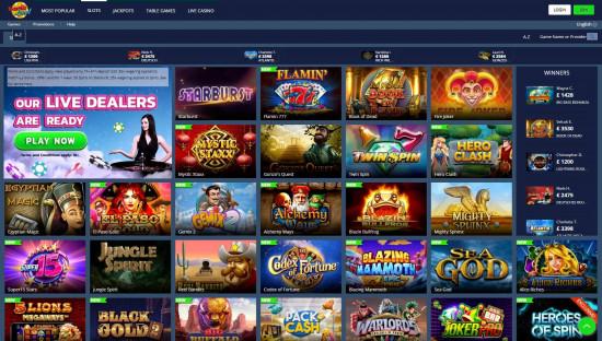 LuckLand desktop screenshot-2