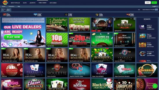 LuckLand desktop screenshot-4