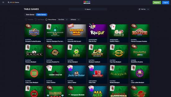 SlotsMillion desktop screenshot-3