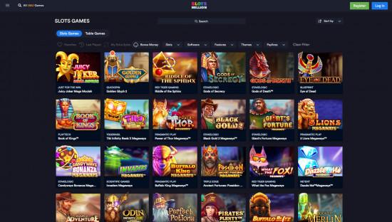 SlotsMillion desktop screenshot-5