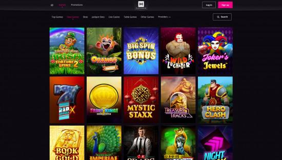 PlayGrand desktop screenshot-2
