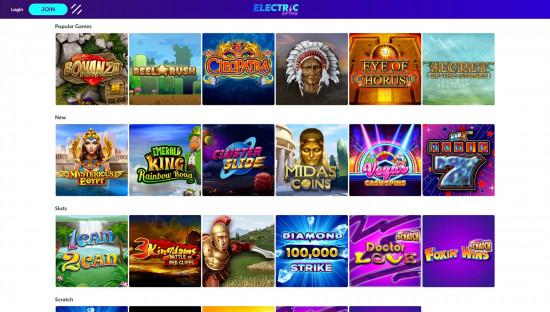 Electric Spins desktop screenshot-3