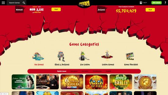Casoola desktop screenshot-2