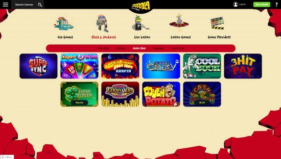 Casoola desktop screenshot-4