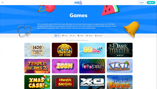 MrQ desktop screenshot-1