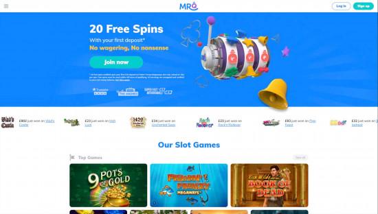 MrQ desktop screenshot-2