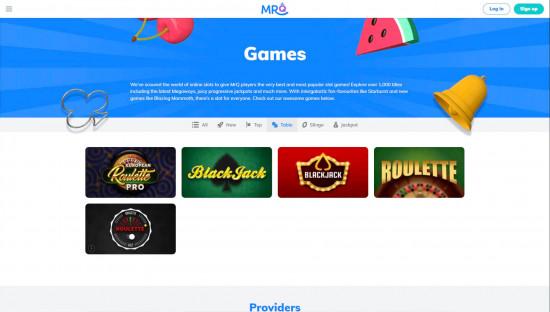 MrQ desktop screenshot-3