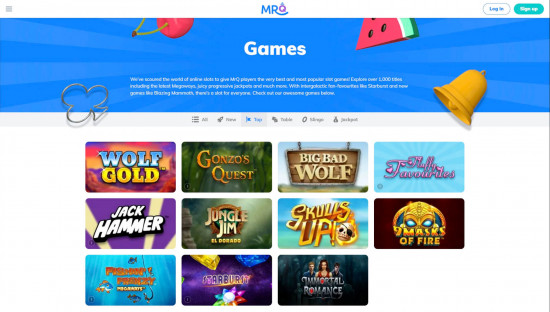 MrQ desktop screenshot-4