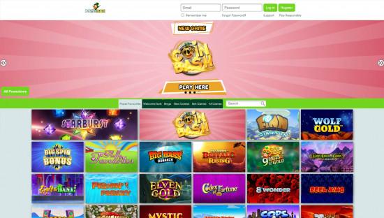 Pots Of Luck desktop screenshot-1