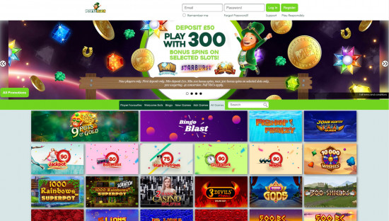 Pots Of Luck desktop screenshot-5