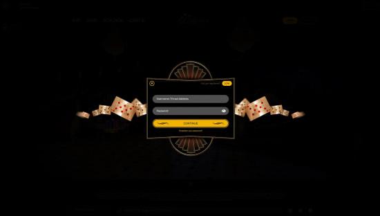 Grand Ivy Casino desktop screenshot-4