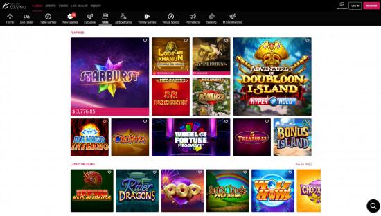 Borgata Casino desktop screenshot-4
