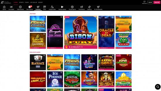 Borgata Casino desktop screenshot-5