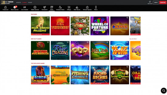 BetMGM desktop screenshot-3