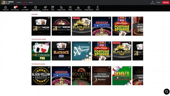 BetMGM desktop screenshot-5