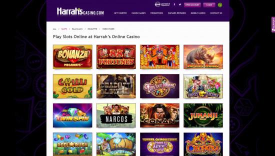 Harrahs desktop screenshot-3