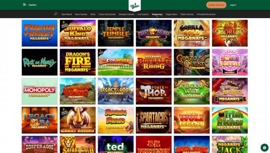 Mr Green Casino desktop screenshot-4